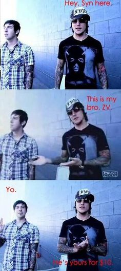 That is so something a lead guitarist would do! XD