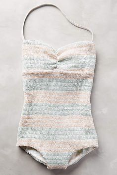 Lucy One-Piece - anthropologie.com