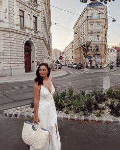 Instagram Travel, Vienna Austria, White Dress, Dresses, Fashion, Vestidos, Moda, La Mode, Fasion