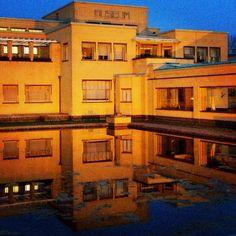 Gemeentemuseum Den Haag, The Hague  #monogramsvacation