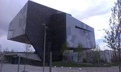 Caixa Forum, zaragoza