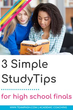 3 Study Tips to Rock your Finals — Team Pasch Academic Coaching - Trudie Sutworth Study Skills, Study Tips, Note Taking Tips, School Schedule, School Tips, College Search, College Essay, Learning Disabilities, Parenting Teens