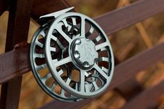 Beautiful Reel by Taylor Fly Fishing!
