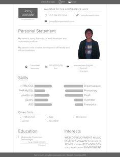 web producer resume httpwwwresumecareerinfoweb - Web Producer Resume