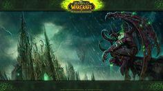 World of Warcraft Illidan Wow
