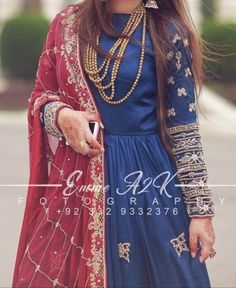 50 Ideas Bridal Lehenga Blouse Full Sleeves For 2019 Shadi Dresses, Pakistani Formal Dresses, Pakistani Dress Design, Indian Dresses, Stylish Dress Designs, Stylish Dresses, Fashion Dresses, Simple Dresses, Pakistani Fashion Party Wear