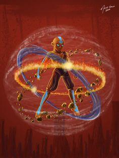 Avatar the last air bender by enormus33.deviantart.com