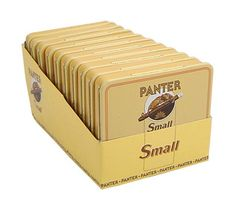 Panter Cigars Small Cigars (20 Cigars) Special Price £6.29 only.