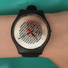 #Swatch ON THE GRILLE