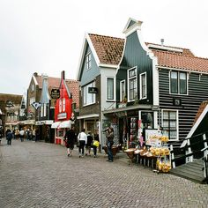 Volendam, Netherlands been there three times.... But still miss this place, and really want to go back there... Someday