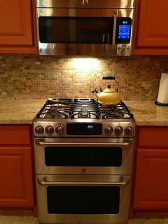 Double Ovens And 36 Inch Cooktops Oven