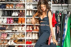 """MAN REPELLER blogger Leandra Medine is known for her take-no-prisoners style - so curated pre-loved shopping site Vestiaire Collective has stepped inside her wardrobe in order to find out exactly what it takes for your style to qualify as """"man repelling""""."""