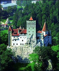 Castelul Bran - Bran Castle.