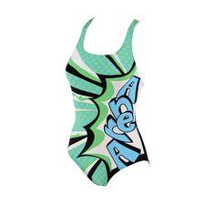 Marseille one piece swimsuit - Training Woman Swimwear | Arena
