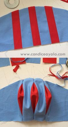 HOW TO MAKE SNOW WHITES SLEEVE - DIY