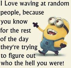 Funny Minion captions