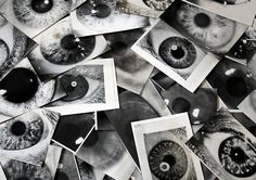 The eye project: Make a collage of beautiful eyes from all over the world.