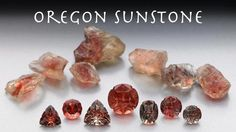"""""""Oregon Sunstone, the Oregon state gemstone, is a rare gem quality feldspar that has been colored by, and contains elements of copper. Found in the south eastern corner of Oregon, in what is known as the Oregon Outback, sunstone is one of the few gem materials that we actually have the opportunity to access the mine sites directly and prospect for our own material."""""""