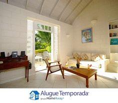 Imóvel para aluguel por temporada em Silver Sands, Barbados.  #travel #place #decor #holiday #homeaway #aluguetemporada