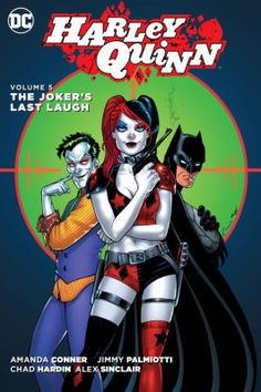 Cover image for Harley Quinn.