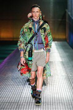 Prada Men's RTW Spring 2017 Milan Men's Fashion Week