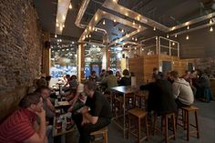 The Flagship Venue In What Is Quickly Becoming A Growing Family Of Brewdog Bars We Consider Our Aberdeen Residence To Be Yardstick Uk Craft Beer
