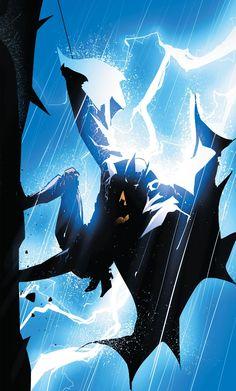 A.R.C.H.I.V.E., extraordinarycomics:   Batman byJorge Jimenez.