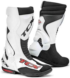 TCX Botas de MC Vibe GT Negro 44