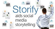 Storify is a free online tool that allows users to collate social media posts, updates and news articles into one place. This tool has particular usefulness when undergoing a research process that involves using methods such as content analysis or secondary research