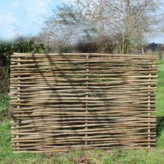 Jardin : pare-vue et brise-vent à choisir | Garden fencing, Fences ...