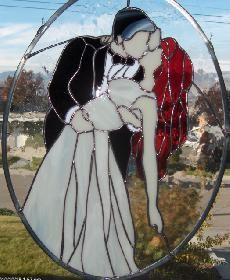 264 Best Stained Glass Wedding N Anniversary Images In