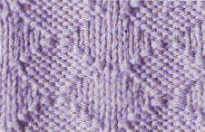 Il existe plusieurs styles de points fantaisie, nous allons ici vous indiquer comment réaliser différents points pleins. Le semis piqué simple C'est un point de jersey parsemé de mailles envers. Nombre de mailles multiple de 4 Rg 1 *3end, 1env* Rg 2 et...