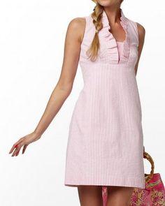 7 Best Ladies Seersucker Dress Images Seersucker Dress
