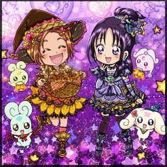 Futari wa Precure Splash Star - Halloween