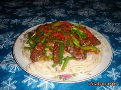 Uyghur Noodles