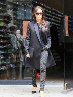 Victoria Beckham's Best Office Styles | Fashion Style Mag