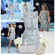 """Taylor Swift: VS Fashion Show"" by bklana on Polyvore"