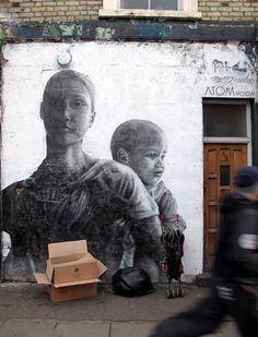 by Part2ism on Portobello Road, London (LP)