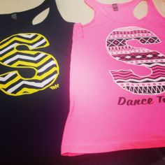 Slub racerbacks with aztec and chevron print - what an awesome look for camp!  Get your look trending with Yipes!