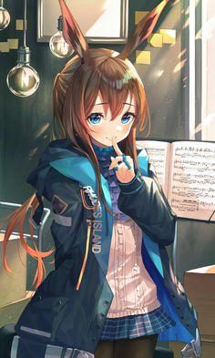 Manga Anime Girl, Cool Anime Girl, Anime Girl Drawings, Pretty Anime Girl, Cute Anime Pics, Anime Neko, Kawaii Anime Girl, Anime Girls, Cute Manga Girl