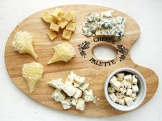 **Ladies** ~PUT DOWN THE CHEESE!!!~  Here Why -------> -Avoid the cheese plate because the high salt content will make you unnecessarily swollen!