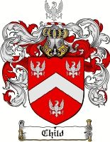 Child Family Crest / Child Coat of Arms