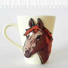 Mug mug handmade
