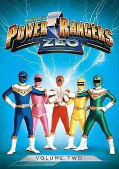 This action packed release from the kids' sci-fi adventure series POWER RANGERS ZEO includes episodes 26-50 of the show, following the team as they go head to head with King Mondo, Lord Zedd, and the