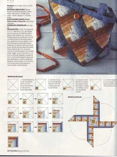 labores patchwork 68 #ClippedOnIssuu                                                                                                                                                                                 Más