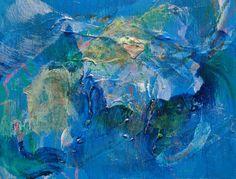 風景画「流れ(2) 2013」[柴崎由良] | ART-Meter