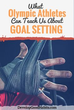 Goal setting activities of world class Olympic athletes, and what they can teach us about reaching our own goals.    Self Improvement   Self Help