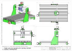 CNC mill build