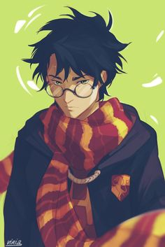 everytime I draw Harry I end up being quite pissed with the way he turns out, but here, have him anywayヽ(´ー`)┌