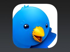 Twitterrific iOS 7 App Icon Redesign